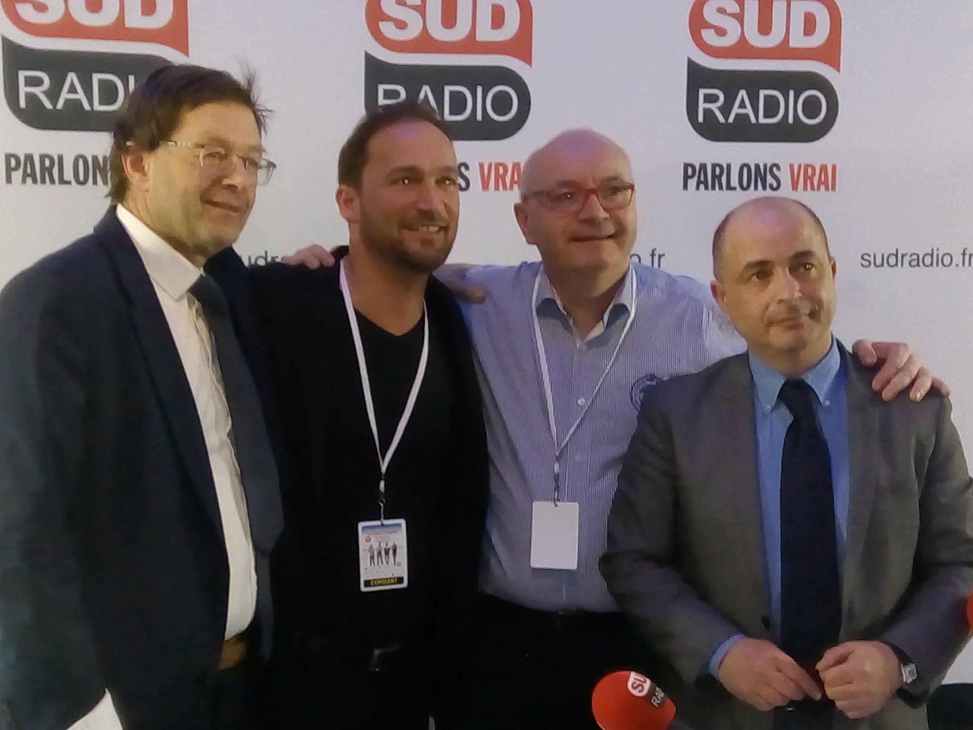 sud radio emission flexi-entrepreneur Daniel Pardo