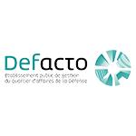 Logo Defacto 150