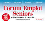 Forum Emploi Seniors - Paris 2018